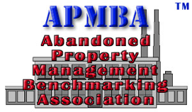 Abandoned Property Management  Benchmarking Association logo